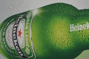 Meer omzet, maar minder winst voor Heineken