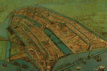 Middeleeuwse brouwerij Amsterdam teruggevonden