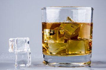 Irish whiskey in eigen land dure grap