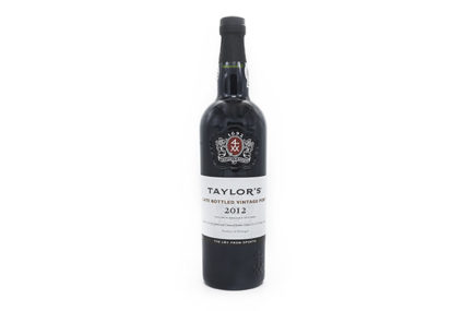 2012 Taylor's Late Bottled Vintage, 20% alc.