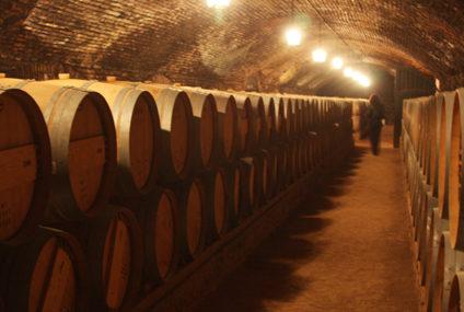 Wijn gerijpt op bourbonvat