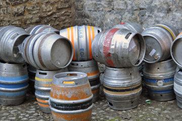 Bierexporteur voor de rechter