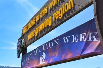 Napa Valley Veiling wordt Coppola-feestje