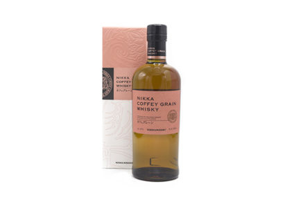 Whisky Nikka Coffey Grain Japan, 45% alc.
