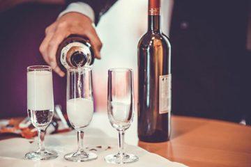 Champagnehuis neemt voorschot op toekomst