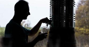 Wereldprimeur voor Deense gin