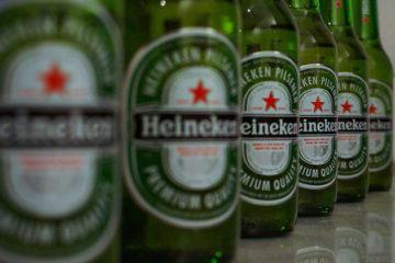 Ook positieve cijfers voor Heineken
