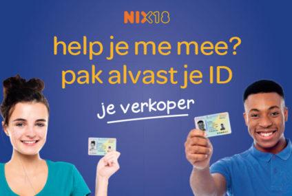 Themaweek NIX zonder ID weer van start