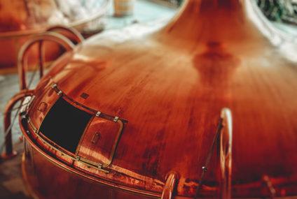 Irish Whiskey in de lift