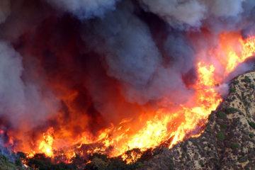 Californië brandt weer