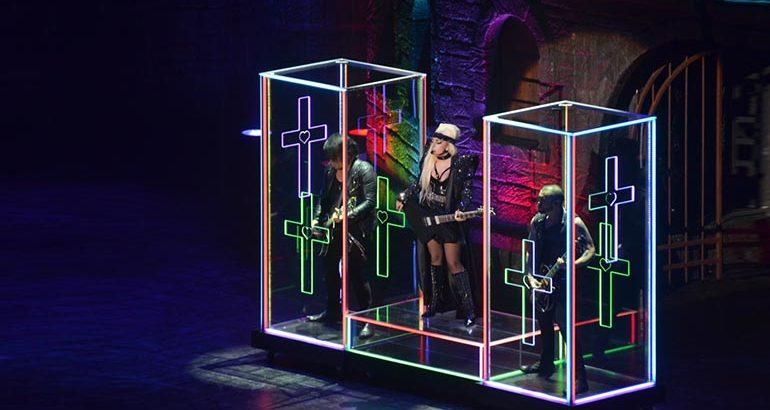 Pech voor Lady Gaga