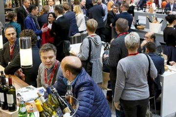 Matchmaking op ProWein