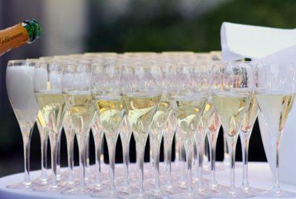 Meer invoer champagne