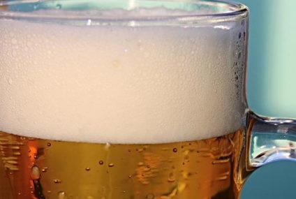 Recht op de kleur van bier