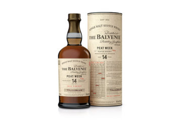 The Balvenie Peat Week Aged 14 Years, 48,3% alc.