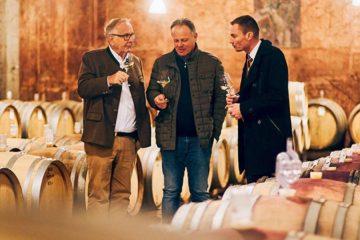 Jarige Porsche brengt eigen wijn uit