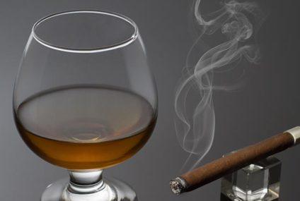 Cognac-veiling haalt 3 ton op