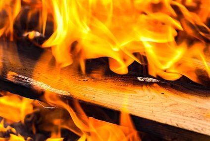Deel oogst Hof van Twello door brand verwoest