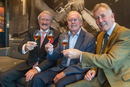 Whisky-legendes komen naar Leiden
