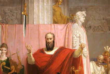 Het zwaard van Damocles