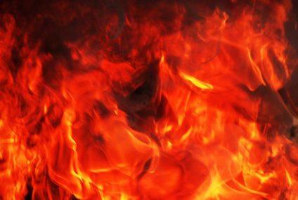 Brand bij beroemde rumstokerij