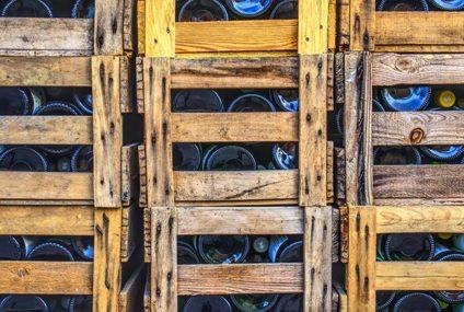 Minder export Franse wijnen