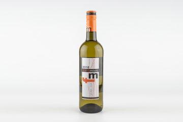 2018 Fuente Milano, Verdejo-Viura, Bodegas Pedro Escudero, Vino de la Tierra de Castilla y León, 13.5% alc.