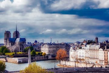Op de bres voor herstel Notre Dame