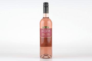 2018 Quinta da Alorna, Touriga Nacional, Vinhoe Regional Tejo, Vinho Rosé,  12% alc.