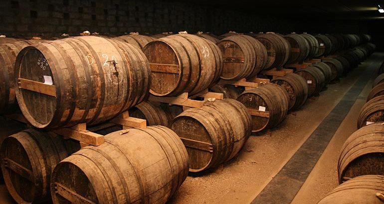 Cognac doet goede zaken