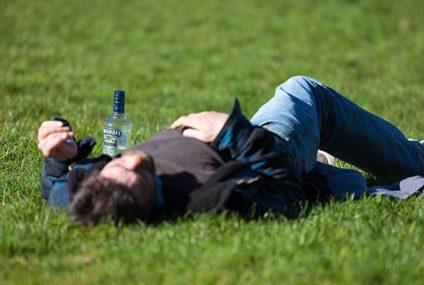 Europa telt minder binge drinkers