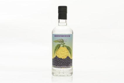 Yuzu Gin (London dry gin), That Boutique-y Gin Company, 46% alc.