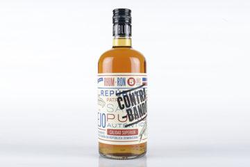 Contra-Bando Rum 5 Años, Dominicaanse Republiek, 38% alc.
