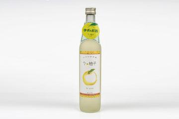 La Yuzu, liqueur de yuzu, Japan, 14% alc.