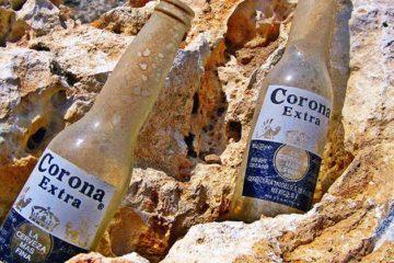 Het bier in Mexico is bijna op