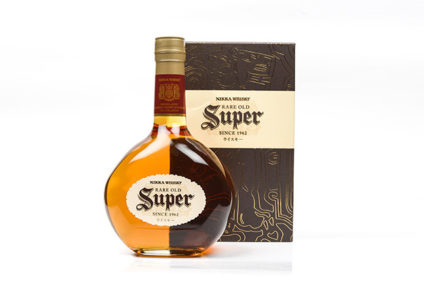 Nikka Whisky, rare old super, Since 1962, 43% alc.